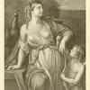 Juno wearing belt (or girdle) of Venus.