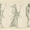 Three representations of Zeus.
