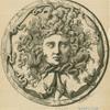 Tête de Médusa de la coupe Farnèse, au Musée de Naples.