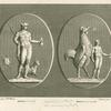 Mercury with all his various symbols.