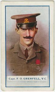 Capt. F.O. Grenfell, V.C.