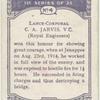 L. Corpl. C. A. Jarvis, V.C.