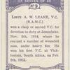 Lieut. A.M. Leake, V.C.