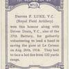 Driver F. Luke, V.C.