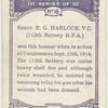 Serg't E.G. Harlock, V.C.