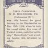N.D. Holbrook, V.C.