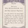 Private William Buckingham, V.C.