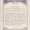 2nd. Lieut. Hugo V. H. Throssell, V.C.