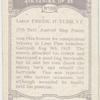Lieut. Frederick H. Tubb, V.C.