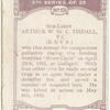 Sub-Lieut Arthur W. St. C. Tisdall, V.C.