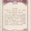 Capt. John A. Sinton, V.C., M.B.