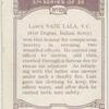 Lance Naik Lala, V.C.