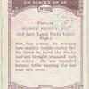 Private Harry Kenny, V.C.