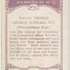 Pte. Thomas George Turrall, V.C.