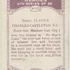 Sergt. Claude Charles Castleton, V.C.