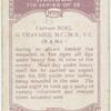 Captain Noel G. Chavasse, M.C., M.B., V.C.