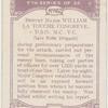 Brevet Major William La Touche Congreve, D.S.O., M.C., V.C.