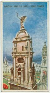 British Applied Arts - main tower.