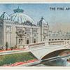 The Fine Arts Palace.