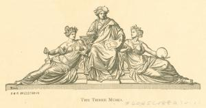 The three Muses.