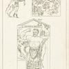 Roman renditions of gladiators