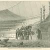 Morituri salutamus--Gladiators saluting the emperor before joining combat