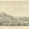 Ansicht von Olympia, nach R. Bohn
