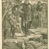 Alexander discovers the body of Darius.