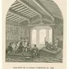 Triclinion de la maison athénienne.