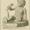 The infant Hercules strangling serpents