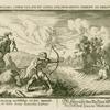 Nessus centaurus fidem violans et lichas dolosum munus ferent ab Hercule Occisi