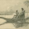 Egyptian couple on boat.