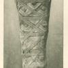 Portrait Mumie aus den Grabstätten von El Faijum.