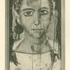 Mummy portrait of a youth.