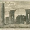 Portelli del palagio reale di Persepoli dalla parte d'occidente
