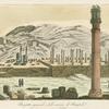 Prospetto generale delle rovine di Persepoli