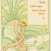 Narcissus bends over the brook, intent upon daffadowndilly.