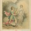 Orpheus und Eurydice.