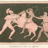 Combattimento di Teseo con Ippolita.
