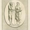 Masked Roman actors