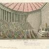 Interna costruzione dell' Odeo di Pericle.