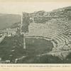 Segesta: Griechisches Theater.