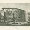 Avanzi del Teatro di Marcello, oggi Piazza Montanara.