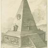 Tomb erected at Ecbatana for a favorite of Alexander the Great.