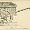 Gallic cart.