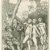 Das Urteil des Paris, von Cranach.