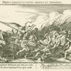 Prymus conflictus inter Græcos et Troianos.