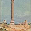Alexandria.  Pompey's Pillar.