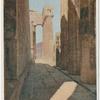 La colonnade de Parthénon.