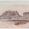 Vue d'Acropole--Athenes.